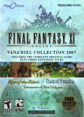 Final Fantasy XI Online Windows Front Cover