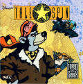 Disney's TaleSpin TurboGrafx-16 Front Cover