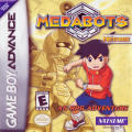MedaBots: Metabee Game Boy Advance Front Cover