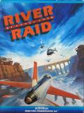 River Raid Commodore 64 Front Cover