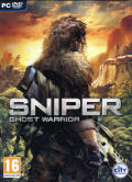 Sniper: Ghost Warrior Windows Front Cover