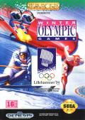 Winter Olympics: Lillehammer '94 Genesis Front Cover