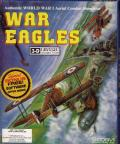 War Eagles DOS Front Cover