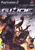 G.I. Joe: The Rise of Cobra PlayStation 2 Front Cover
