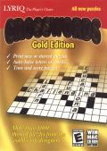 Lyriq Crosswords: Gold Edition Macintosh Front Cover
