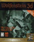 Wolfenstein 3d (Bonus: Spear of Destiny) DOS Front Cover