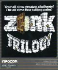 Zork Trilogy Atari ST Front Cover