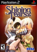 Shining Tears PlayStation 2 Front Cover