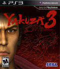 Yakuza 3 PlayStation 3 Front Cover