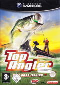 Top Angler GameCube Front Cover