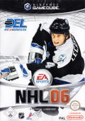NHL 06 GameCube Front Cover