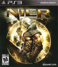 NieR PlayStation 3 Front Cover