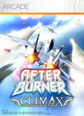 After Burner: Climax Xbox 360 Front Cover