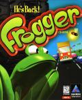 Frogger Windows Front Cover