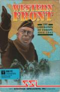 Western Front: The Liberation of Europe 1944-1945 DOS Front Cover
