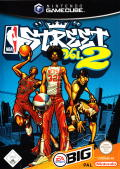 NBA Street Vol. 2 GameCube Front Cover