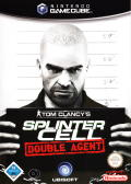Tom Clancy's Splinter Cell: Double Agent GameCube Front Cover