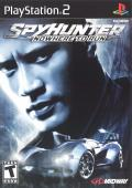 Spy Hunter: Nowhere to Run PlayStation 2 Front Cover