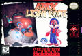 Ardy Lightfoot SNES Front Cover