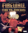 FIREWALL: Man vs. Machine DOS Front Cover