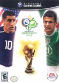 FIFA World Cup: Germany 2006 GameCube Front Cover