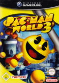 Pac-Man World 3 GameCube Front Cover