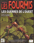 Les Fourmis: Les Guerres de l'Ouest Windows Front Cover