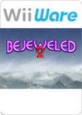 Bejeweled 2: Deluxe Wii Front Cover