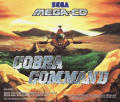 Cobra Command / Sol-Feace SEGA CD Front Cover