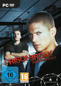 Prison Break: The Conspiracy Windows Front Cover