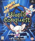 Pinky and The Brain: World Conquest Windows Front Cover