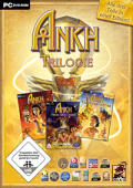 Ankh Trilogie Windows Front Cover