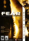F.E.A.R. (Gold Edition) Windows Front Cover