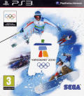 Vancouver 2010 PlayStation 3 Front Cover