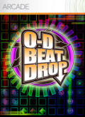 0D Beat Drop Xbox 360 Front Cover