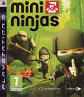 Mini Ninjas PlayStation 3 Front Cover
