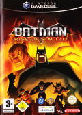 Batman: Rise of Sin Tzu GameCube Front Cover