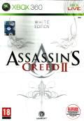 Assassin's Creed II (White Edition) Xbox 360 Front Cover
