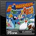 Bomberman Fantasy Race PlayStation 3 Front Cover