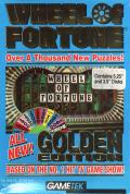 Wheel of Fortune: Golden Edition DOS Front Cover