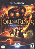 The Lord of the Rings: The Third Age GameCube Front Cover