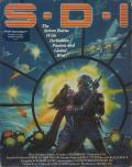 S.D.I. Atari ST Front Cover