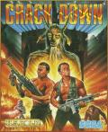 Crack Down Amiga Front Cover
