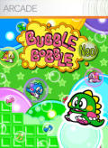 Bubble Bobble Neo! Xbox 360 Front Cover