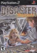 Disaster Report PlayStation 2 Front Cover