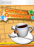 Coffeetime Crosswords Xbox 360 Front Cover