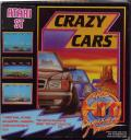 Crazy Cars Atari ST Front Cover