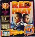 Red Heat Atari ST Front Cover