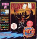 Platoon Atari ST Front Cover