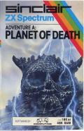 Adventure A ZX Spectrum Front Cover